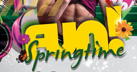 Festa Fun tem especial Springtime nesta sexta-feira na Bubu Lounge Eventos BaresSP 570x300 imagem