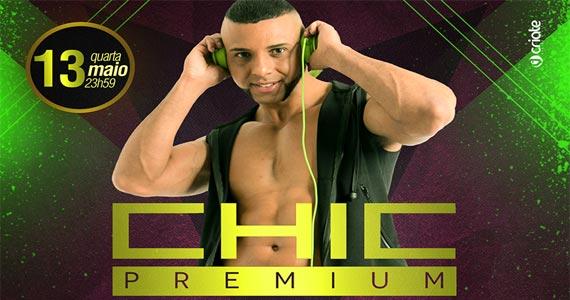 Festa Premium Chic recebe Gogo dancers animando a noite da Bubu Lounge