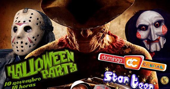 Cabral tem festa de Halloween com MCs agitando a pista neste domingo Eventos BaresSP 570x300 imagem