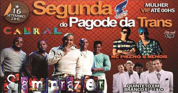 Samprazer, Quinteto em Branco e Preto e Pikeno e Menor agitam a segunda-feira do Cabral Eventos BaresSP 570x300 imagem