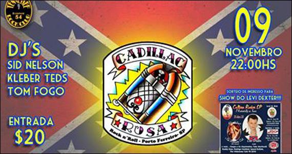 Sky Music Bar recebe no sábado a banda Cadillac Rosa Eventos BaresSP 570x300 imagem