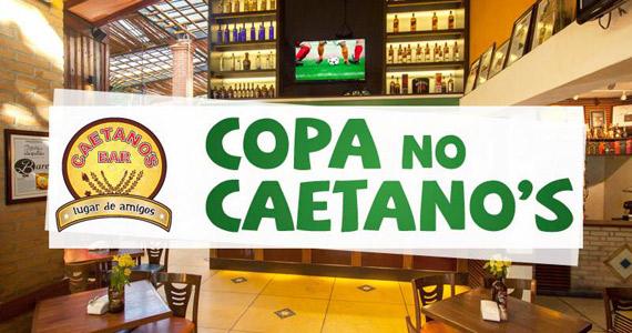 Transmissões dos jogos da copa do mundo no Caetano's Bar Eventos BaresSP 570x300 imagem