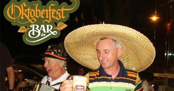 Caetano's Bar tem música alemã ao vivo para acompanhar a cerveja Paulaner Eventos BaresSP 570x300 imagem