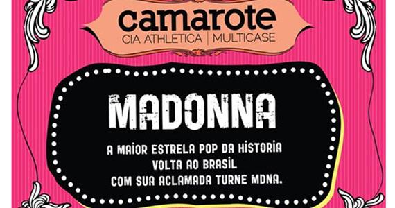 Camarote exclusivo da Cia Athlética para o show da popstar Madonna. no Morumbi Eventos BaresSP 570x300 imagem