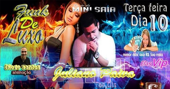 Noite da Mini-Saia agita a Terça Funk Deluxe do Candieiro Bar Eventos BaresSP 570x300 imagem