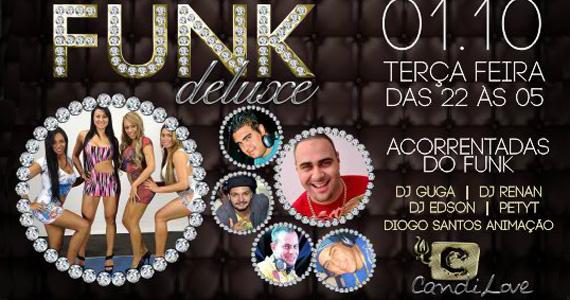 Candieiros Bar tem noite Funk Deluxe para agitar a terça-feira Eventos BaresSP 570x300 imagem