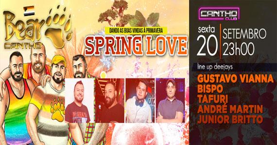 DJs esquentam a pista da Cantho em mais uma edição da festa Bear Cantho Eventos BaresSP 570x300 imagem