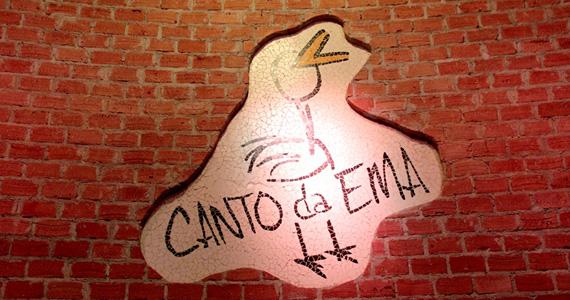 Apresentação de Mestrinho no palco do Canto da Ema neste Domingo Eventos BaresSP 570x300 imagem
