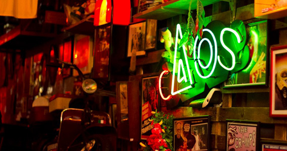 Bar Caos recebe festa Fever com Daniel Prazeres e Vanessa Gusmão nesta terça-feira Eventos BaresSP 570x300 imagem