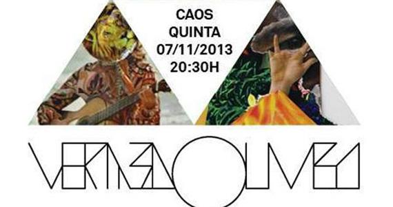 Bar Caos recebe show do grupo Vermes do Limbo para animar a quinta-feira Eventos BaresSP 570x300 imagem