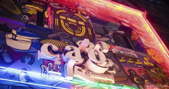 Festa Fever agita a noite com a dupla Daniel Prazeres e Vanessa Gusmão no Bar Caos Eventos BaresSP 570x300 imagem