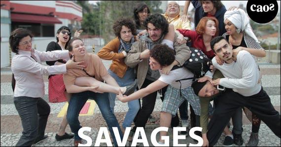Savages especial lançamento do curta Críticos Momentos no Caos Eventos BaresSP 570x300 imagem