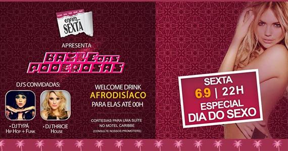 Caribbean Disco Club realiza noite especial do Dia do Sexo na sexta-feira Eventos BaresSP 570x300 imagem