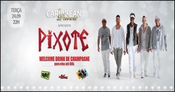 Grupo Pixote se apresenta nesta terça-feira no Caribbean Disco Club Eventos BaresSP 570x300 imagem
