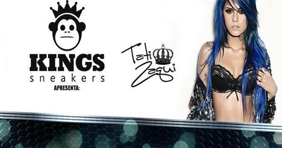 Caribbean Disco Club apresenta show da MC Tati Zaqui animando a sexta Eventos BaresSP 570x300 imagem