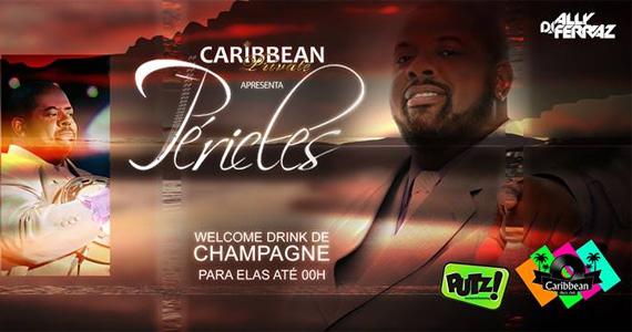 Cantor Péricles se apresenta nesta terça-feira no Caribbean Disco Club Eventos BaresSP 570x300 imagem