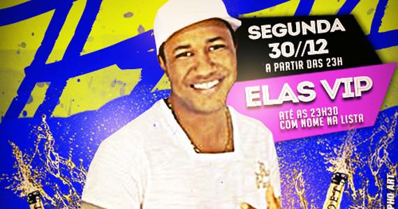 Banda Gasparzinho agita a noite de segunda-feira do Carioca Club Eventos BaresSP 570x300 imagem