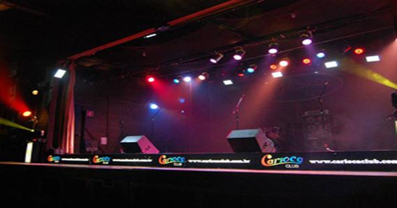 Programação especial na noite de sexta-feira no Carioca Club Eventos BaresSP 570x300 imagem