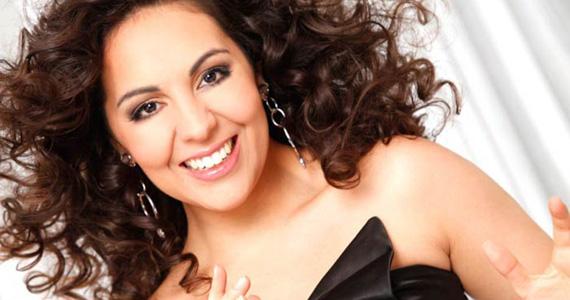Show de Carmen Monarcha no palco do Bourbon Street Music Club  Eventos BaresSP 570x300 imagem