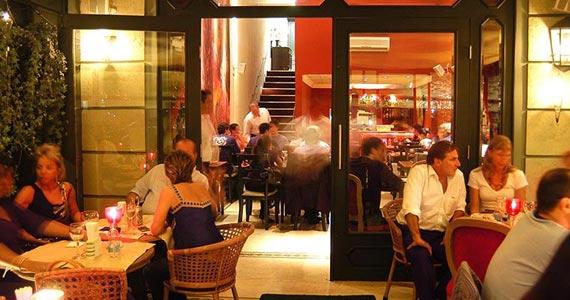 Restaurante Caroline mescla receitas de várias bandeiras com ênfase nas francesas e italianas Eventos BaresSP 570x300 imagem