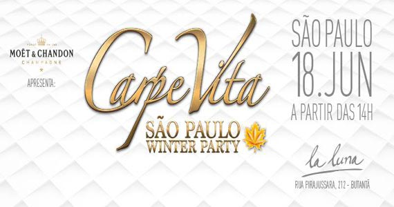 La Luna é palco da festa Carpe Vita São Paulo Eventos BaresSP 570x300 imagem