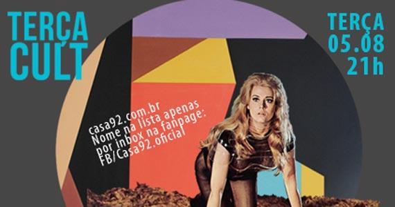 Terça Cult com DJs Fernando Autran, Ida Feldman e Taty Takasse na Casa 92 Eventos BaresSP 570x300 imagem