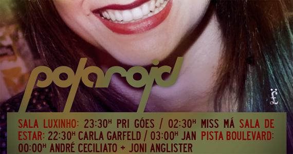 Casa 92 tem festa Polaroid nesta sexta-feira com muito agito Eventos BaresSP 570x300 imagem