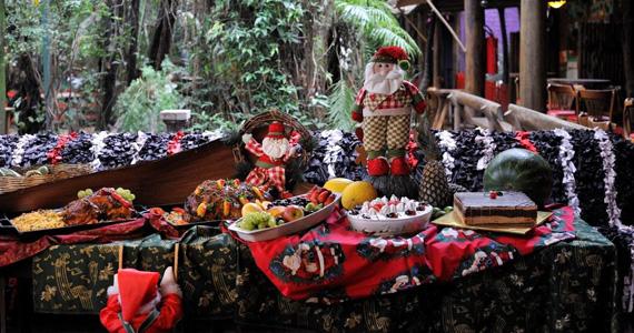 Chácara Santa Cecília oferece almoço de Natal e programação infantil Eventos BaresSP 570x300 imagem