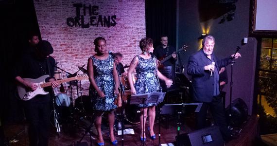 Apresentação de CG Band no palco do The Orleans Eventos BaresSP 570x300 imagem
