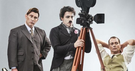 Theatro Net São Paulo apresenta o espetáculo Chaplin - O Musical Eventos BaresSP 570x300 imagem