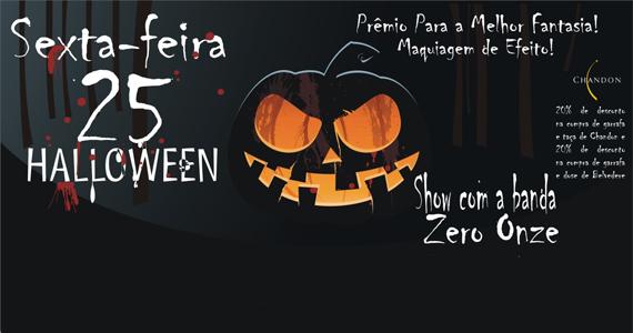 Banda Zero Onze anima o Baile de Halloween do Bar Charles Edward Eventos BaresSP 570x300 imagem