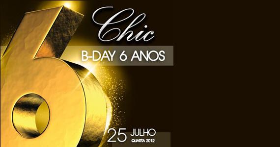 Bubu Lounge comemora 6 anos da Festa Chic nesta quarta-feira Eventos BaresSP 570x300 imagem