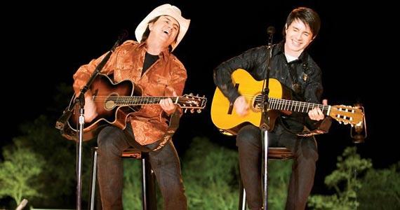 Muito romantismo com a dupla Chitãozinho e Xororó no Villa Country  Eventos BaresSP 570x300 imagem