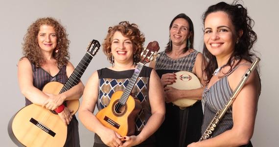 Choronas fazem show gratuito no Sesc Bom Retiro Eventos BaresSP 570x300 imagem