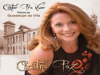 Christina Paz lança CD em homenagem Guadalupe da Vila no Café Piu Piu Eventos BaresSP 570x300 imagem