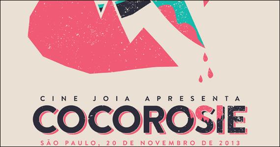 Apresentação de CocoRosie nesta quarta-feira no Cine Joia Eventos BaresSP 570x300 imagem