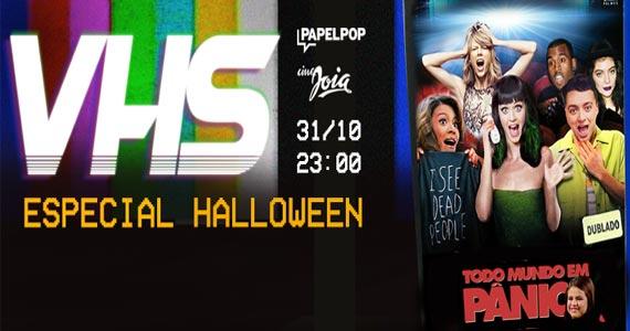Cine Joia realiza Festa VHS- Edição Especial Halloween agitando o sábado Eventos BaresSP 570x300 imagem