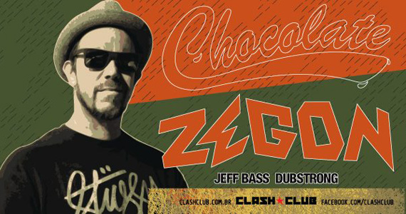 Festa Chocolate com Zegon agitando a noite de terça-feira na Clash Club Eventos BaresSP 570x300 imagem