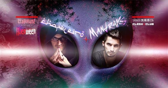Mandraks, Chapeleiro e RDT agitam a noite da Clash Club no sábado Eventos BaresSP 570x300 imagem