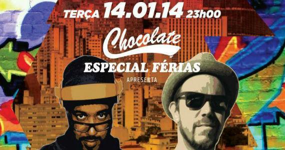 Acontece na terça mais uma edição da Festa Chocolate na Clash Club Eventos BaresSP 570x300 imagem