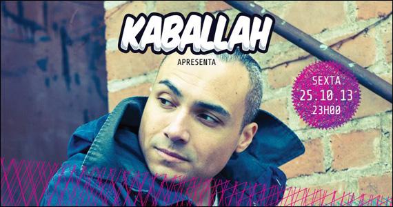 Clash Club apresenta na sexta-feira Kaballah Festival  Eventos BaresSP 570x300 imagem