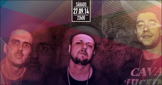 Clash apresenta no sábado a Noite We Love Bass com DJs convidados Eventos BaresSP 570x300 imagem