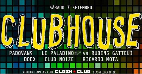 Festa Club House agita a pista com Padova9 neste sábado Eventos BaresSP 570x300 imagem