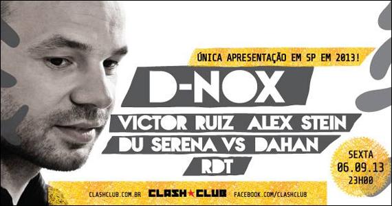 Clash Club recebe apresentação única e especial de D-Nox ao lado da dupla Victor Ruiz e Alex Stein Eventos BaresSP 570x300 imagem