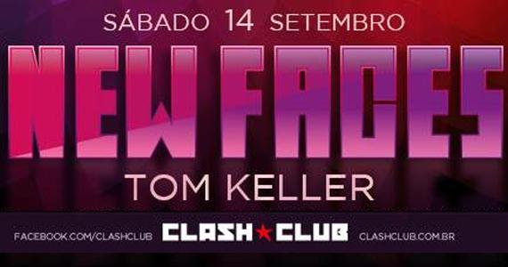 Clash Club recebe a festa New Faces agitando o sábado com novos talentos Eventos BaresSP 570x300 imagem