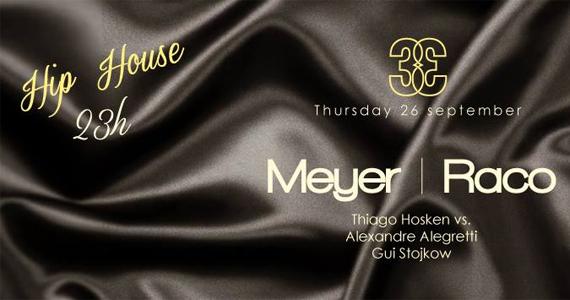 Club 33 recebe a festa Hip House nesta quinta-feira com DJs convidados Eventos BaresSP 570x300 imagem