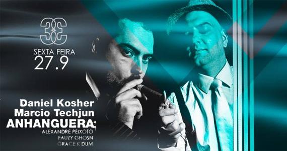 Club 33, na Barra Funda, agita a noite de sexta-feira com DJs convidados Eventos BaresSP 570x300 imagem