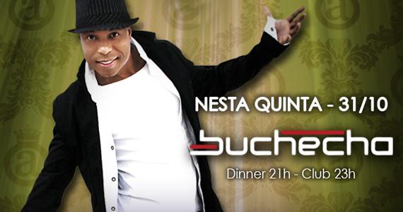 Quinta-feira tem show do cantor Buchecha no palco do Club A São Paulo Eventos BaresSP 570x300 imagem