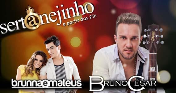 Club A São Paulo tem Sertanejinho com Brunna e Mateus nesta quinta Eventos BaresSP 570x300 imagem