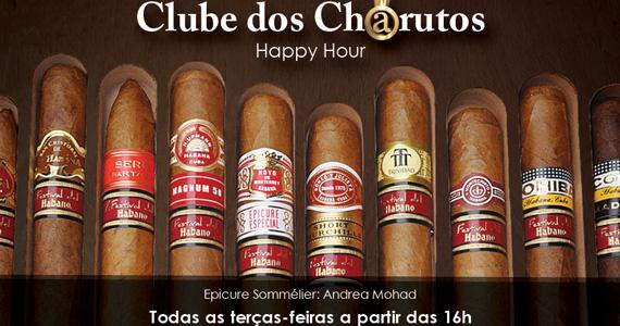 Club A São Paulo oferece Clube dos Charutos todas as terças-feiras Eventos BaresSP 570x300 imagem